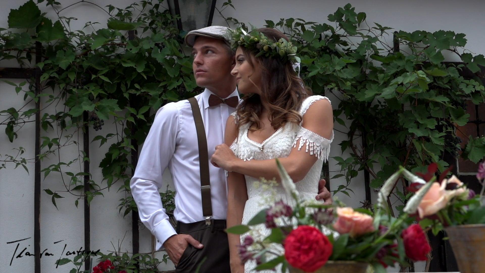 "Styled Wedding Shooting - ""Tian van Tastique"""