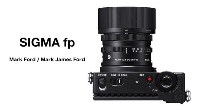 SIGMA fp - Mark James Ford (Deutsch)