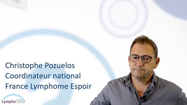 Miniature de la vidéo Christophe POZUELOS nous parle de LymphoSite.fr