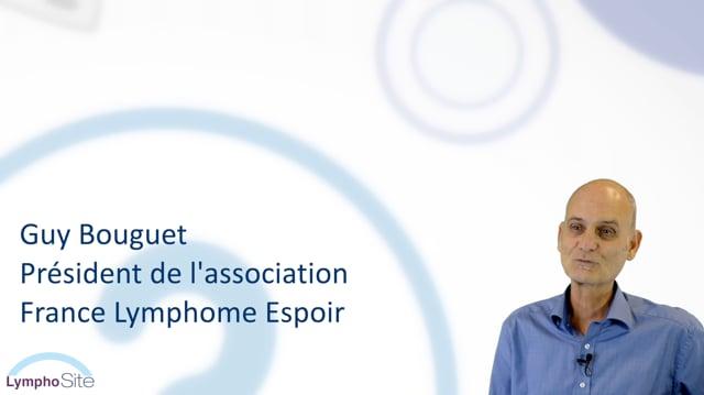Miniature de la vidéo Guy BOUGUET nous parle du LymphoSite.fr