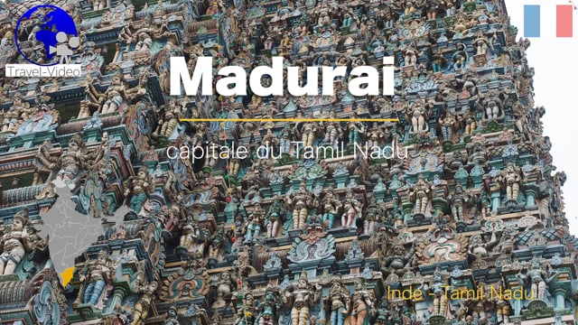 Madurai • Tamil Nadu, Inde (FR)