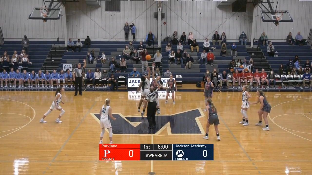 Varsity Girls Basketball vs Parklane - 01-15-21