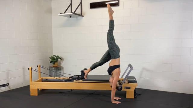 30min advanced reformer workout