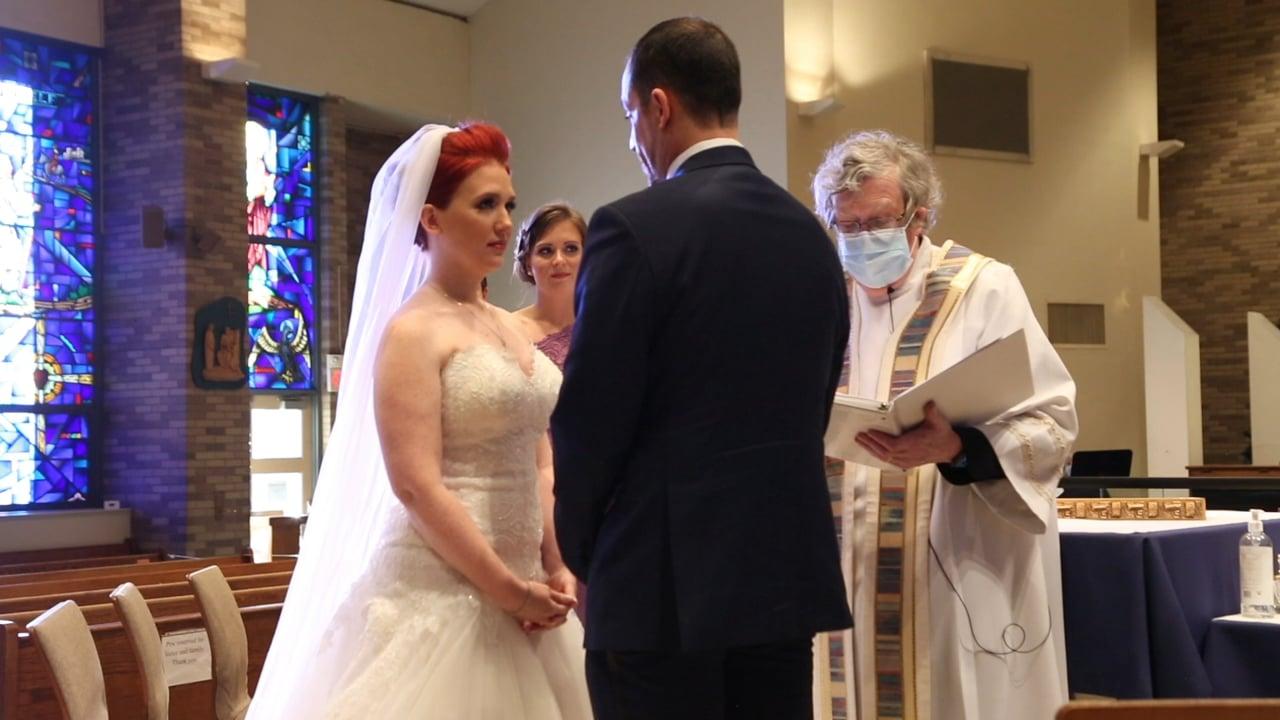 Melissa & Philip's Wedding Wilshire Grand, West Orange NJ Highlights