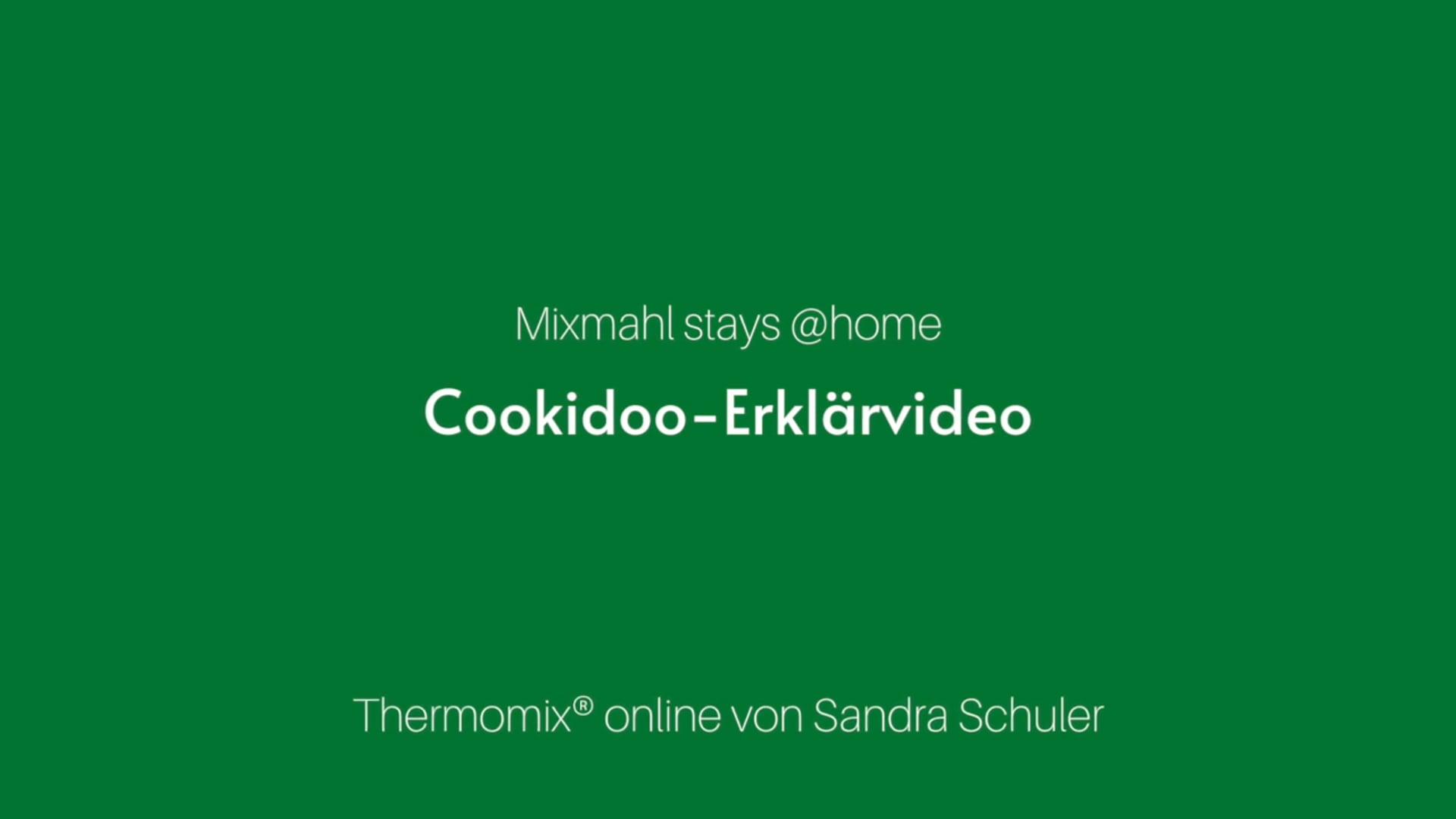Cookidoo Erklärung - Sandra Schuler - Rezept-Idee.ch