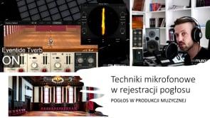 Techniki mikrofonowe w rejestracji pogłosu