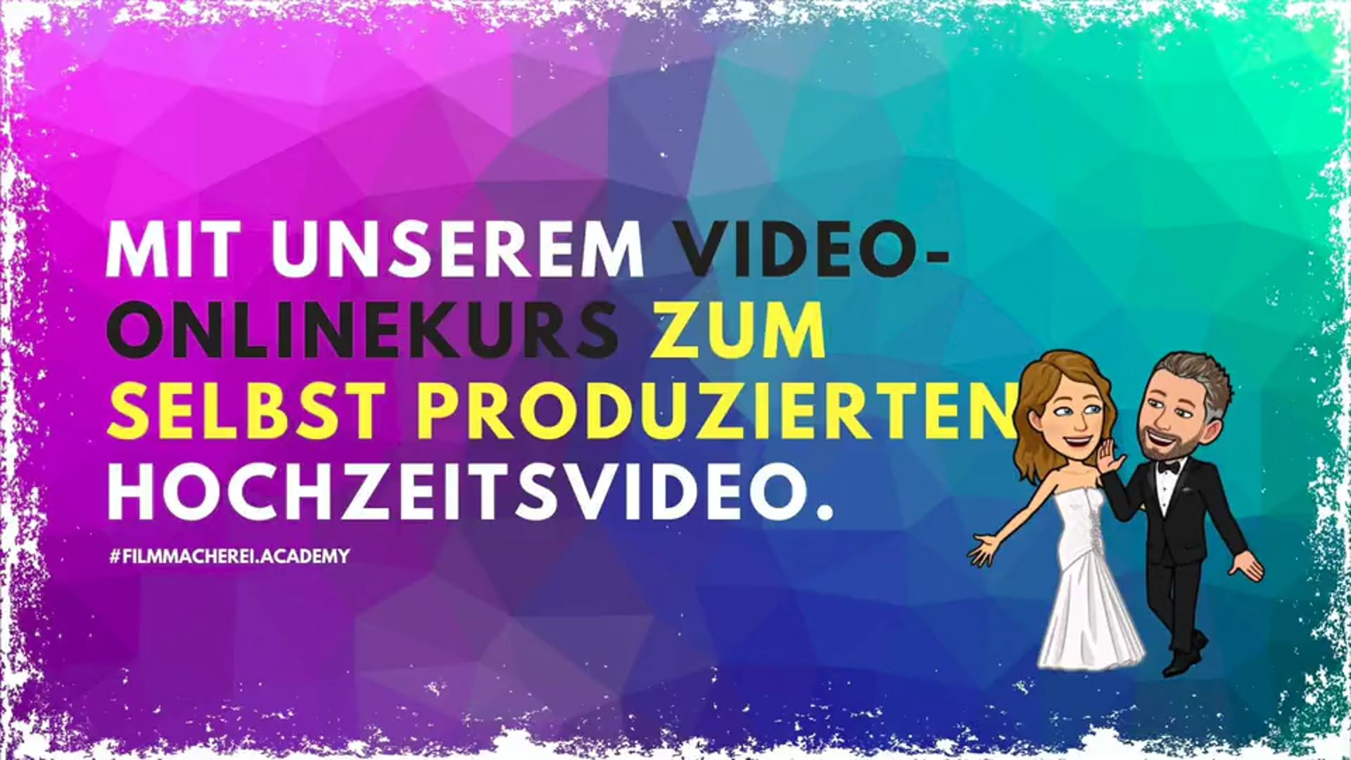 Do-It-Yourself Hochzeitsvideo Onlinecoaching