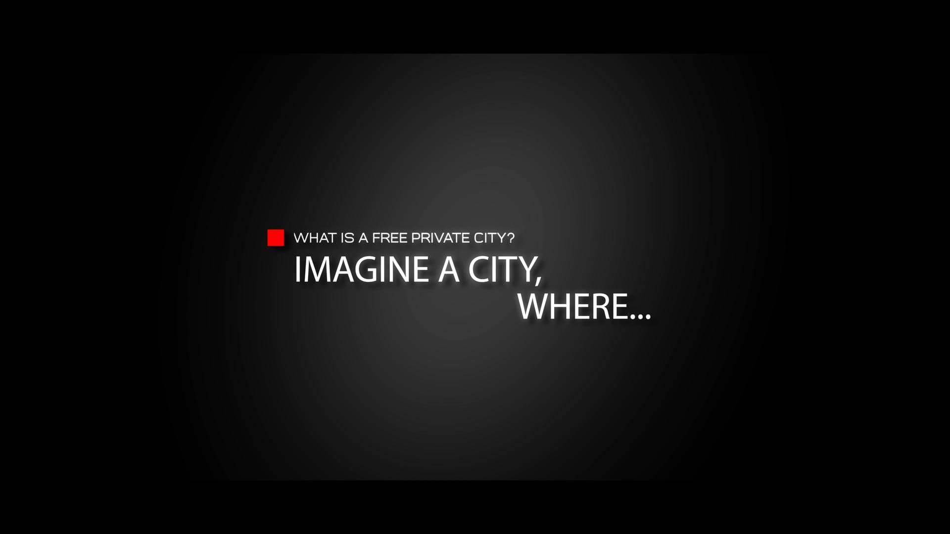 Imagine the Perfect City