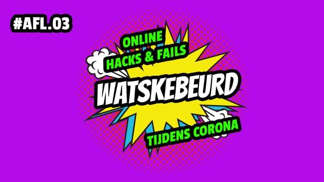 WATSKEBEURD - AFL 3: Online hacks & fails