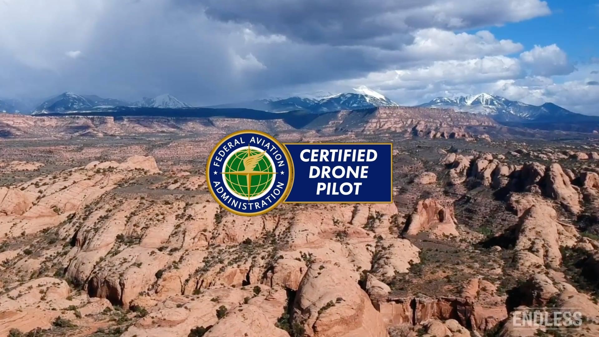 FAA Certified Drone Pilot