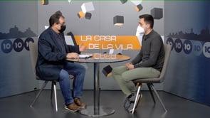 La Casa de la Vila : Marc Frigola 19/01/2021