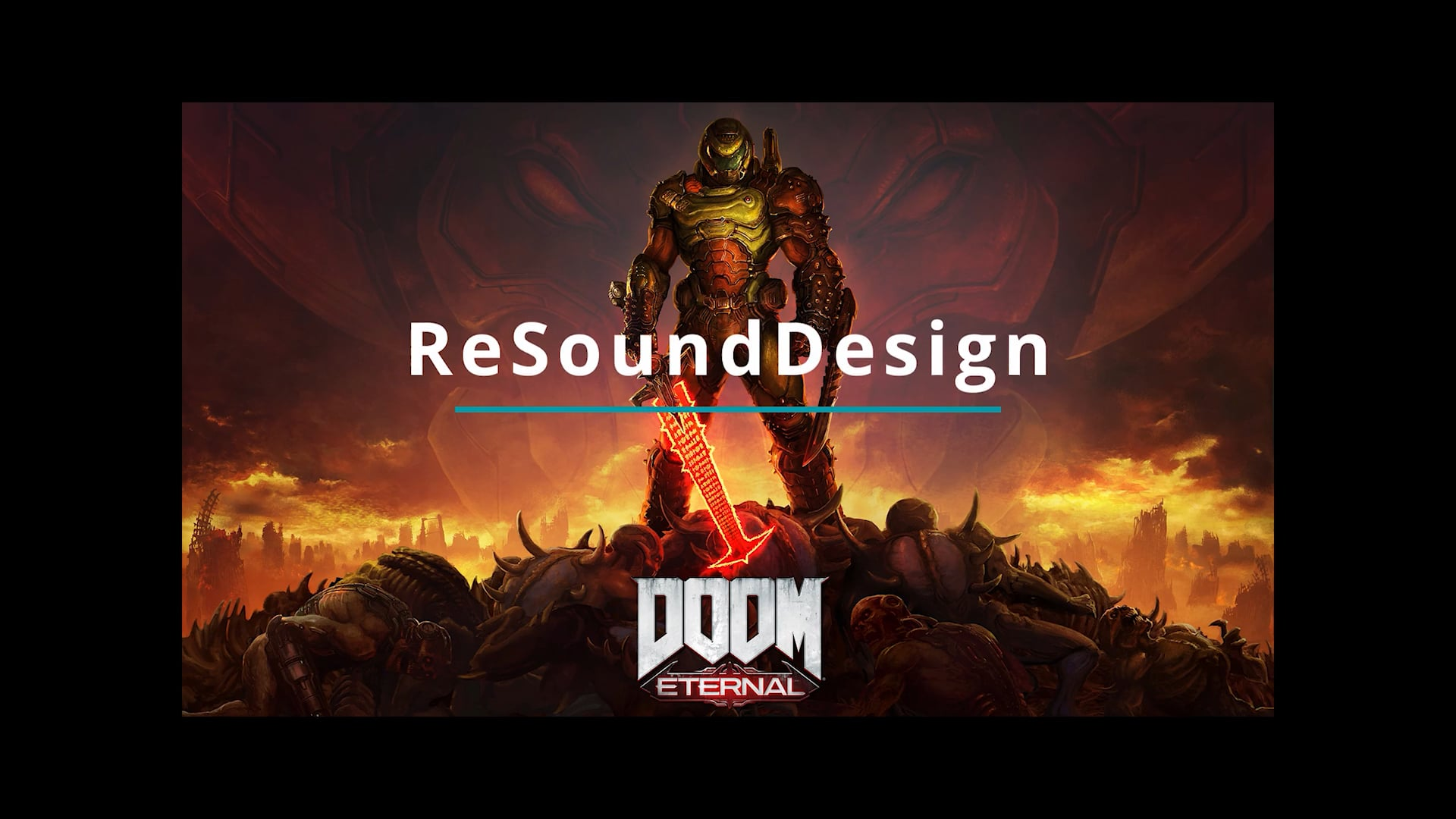 Video Game Sound Design Demo Reel