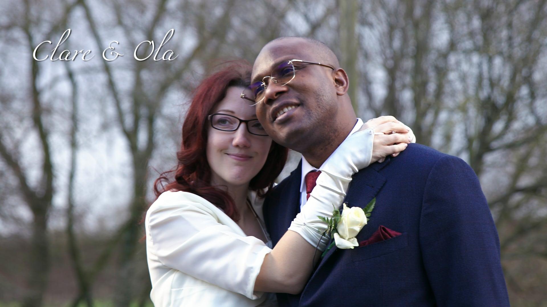 Clare & Ola - Wedding Highlights (Event)