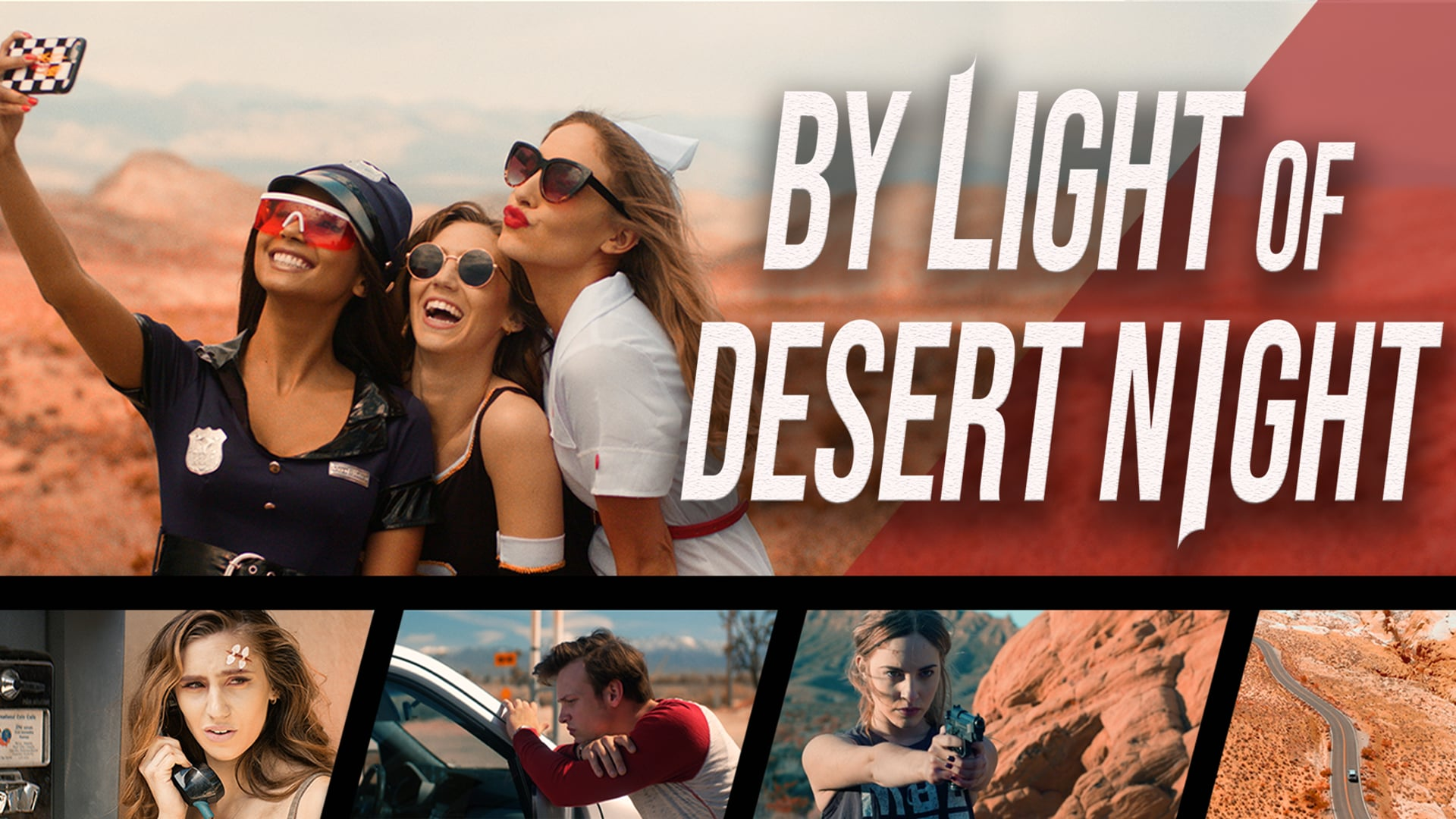 By Light Of Desert Night - Feature Film Trailer
