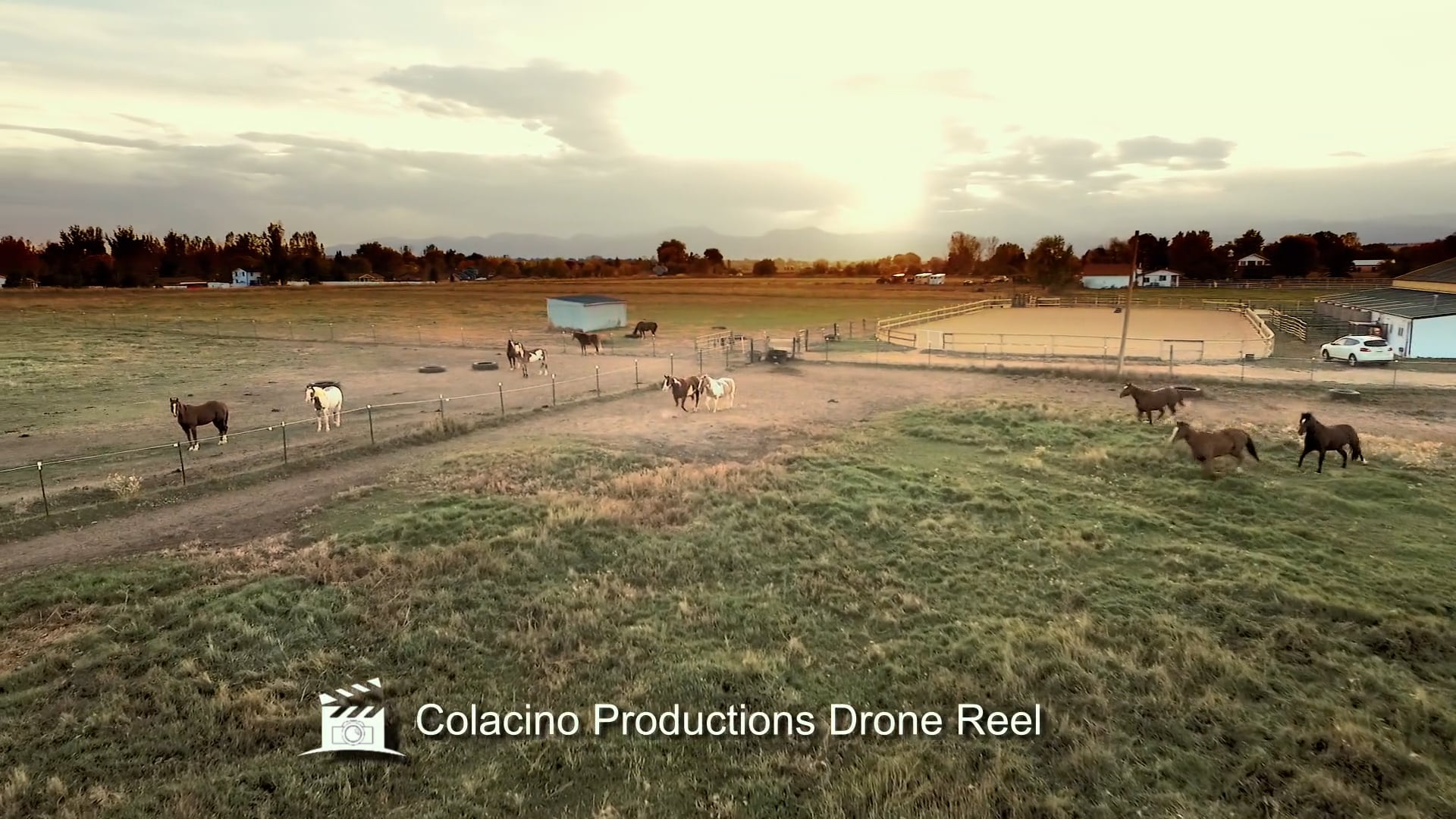 CP Drone Reel