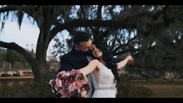 Aaron + Danielle//Wedding Film