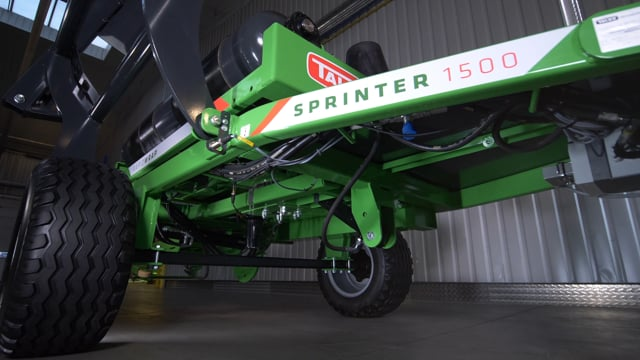 TALEX - Sprinter 1500