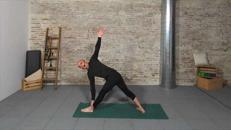 Fortalece piernas y brazos