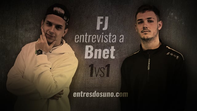 1vs1 - Entrevista a Bnet