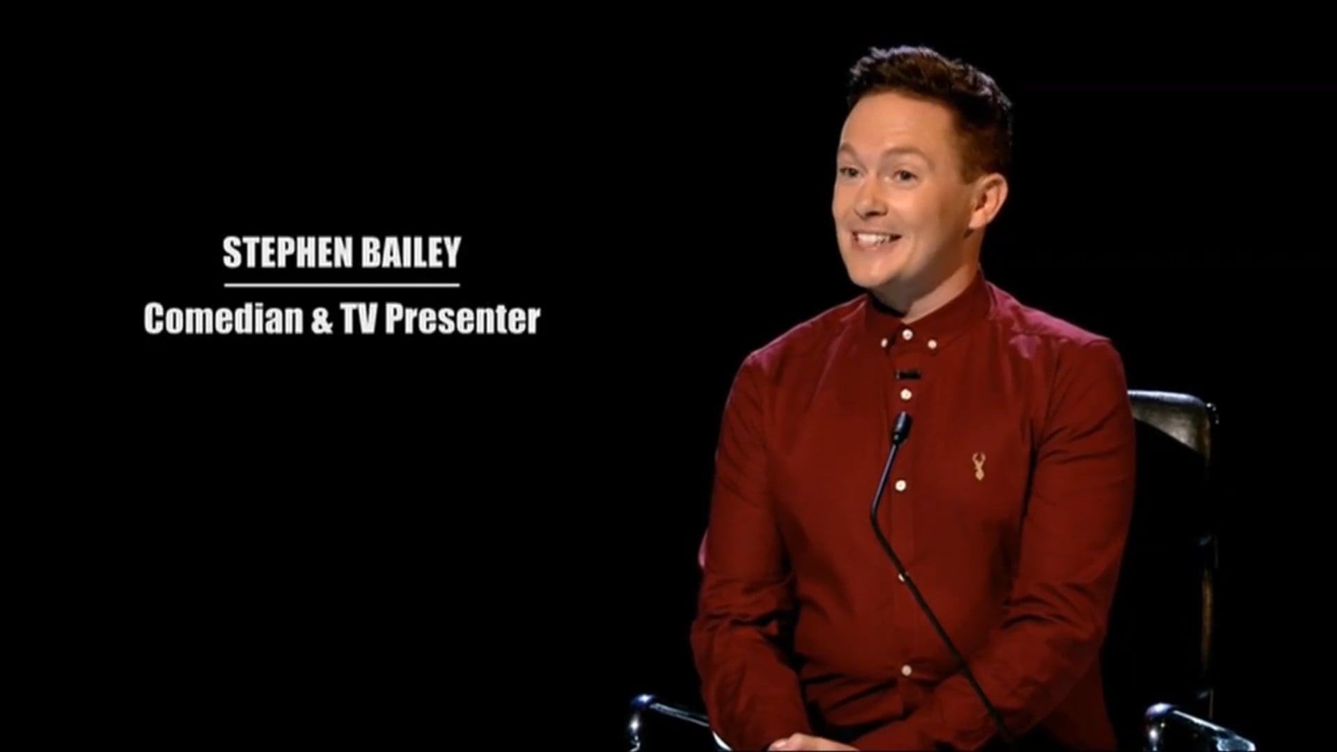 Stephen Bailey Showreel