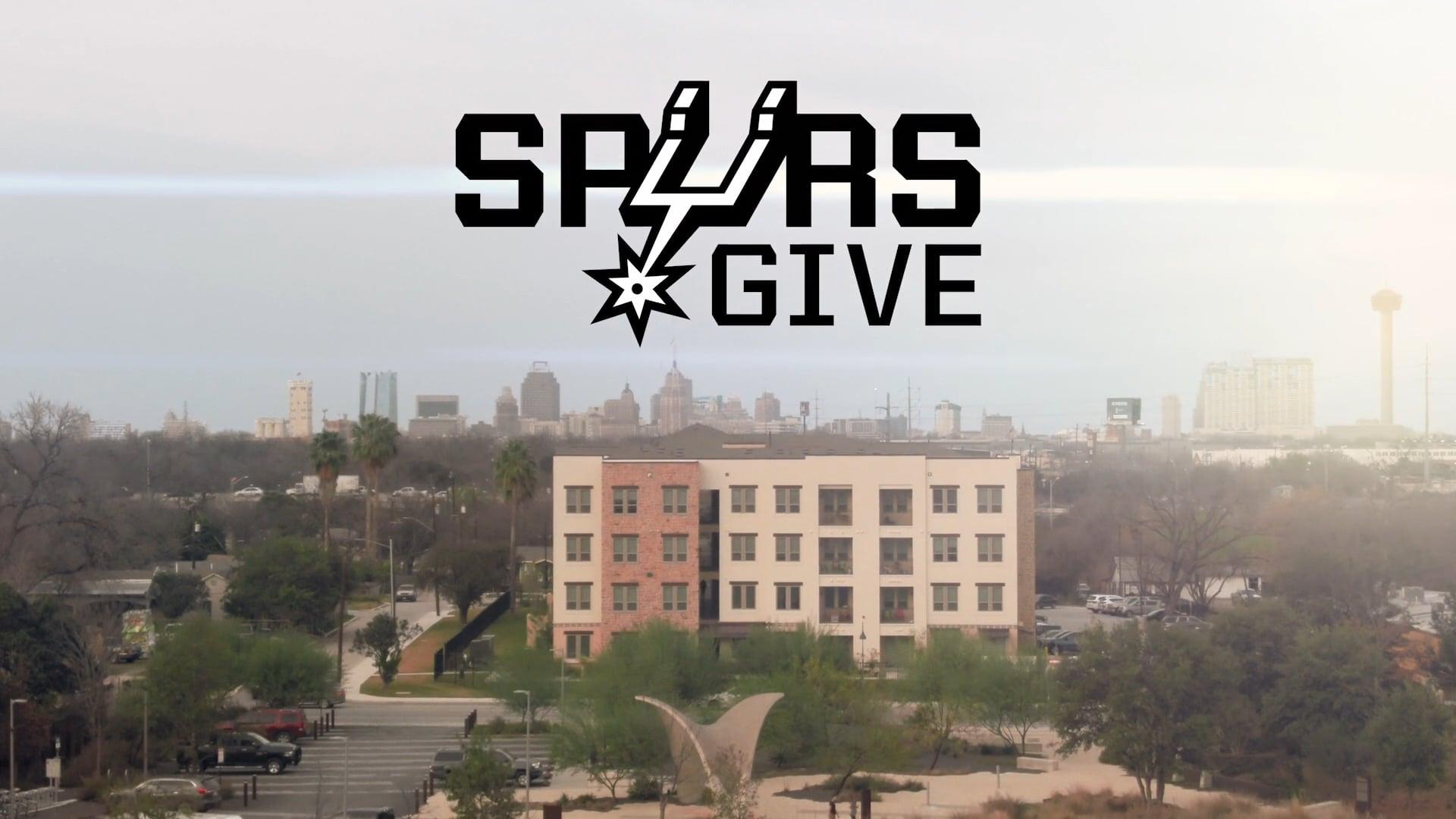 Spurs Gives