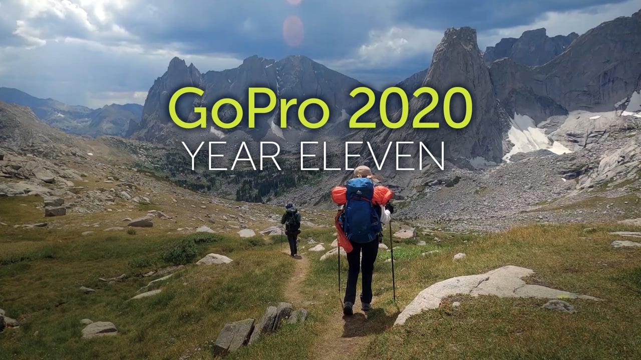 GoPro 2020 - Year Eleven