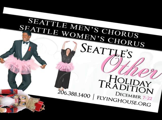 Commercial: Seattle Men's Chorus - Holiday 2009