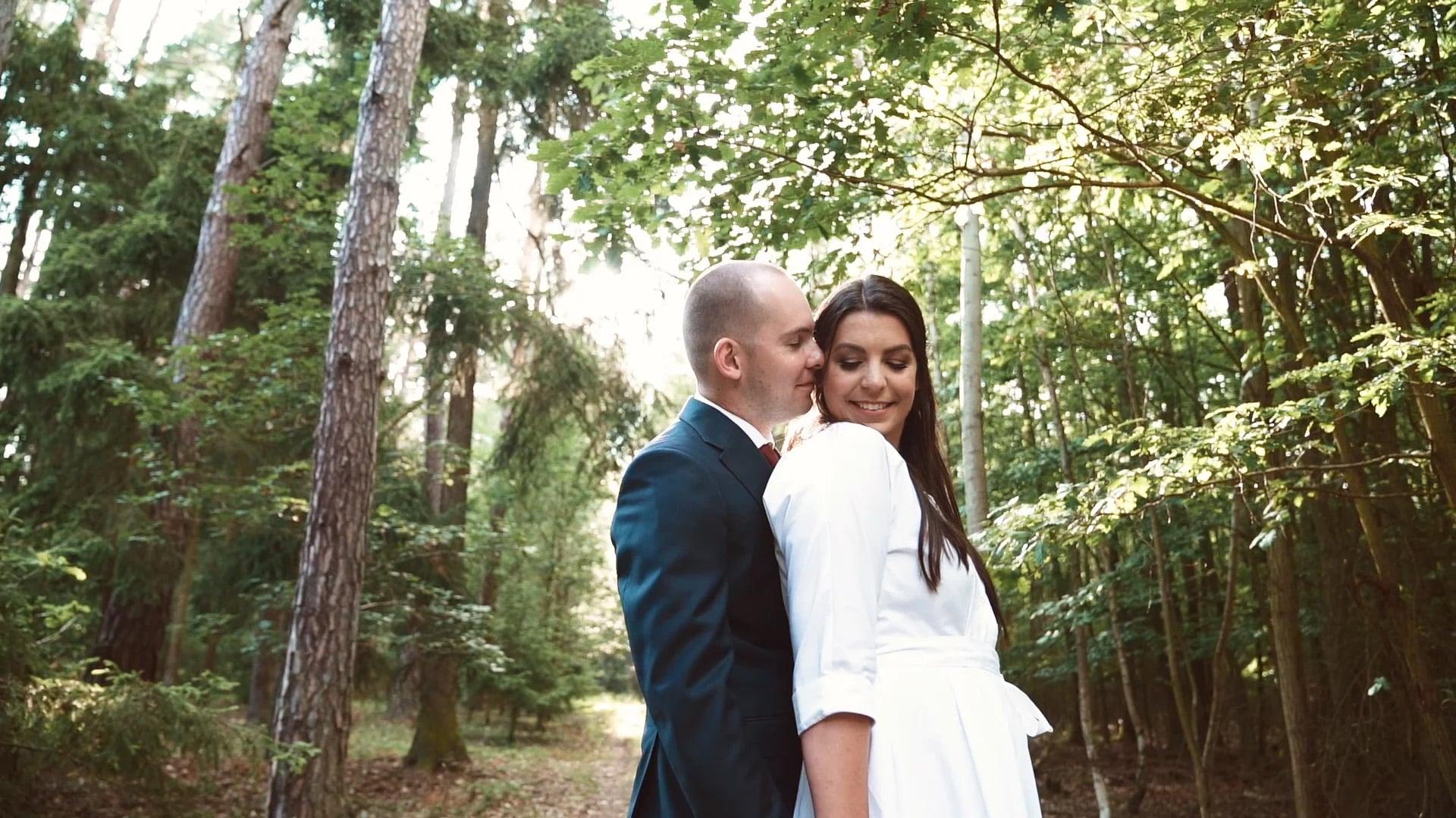 Svatební den: Markét a Martin / Fořtovna, Plasy