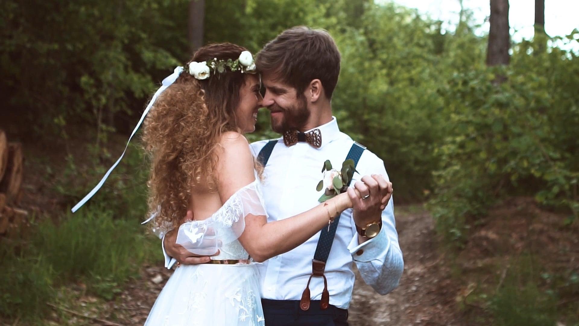 Svatební den: Alice a Pavel / Mlýn Davídkov