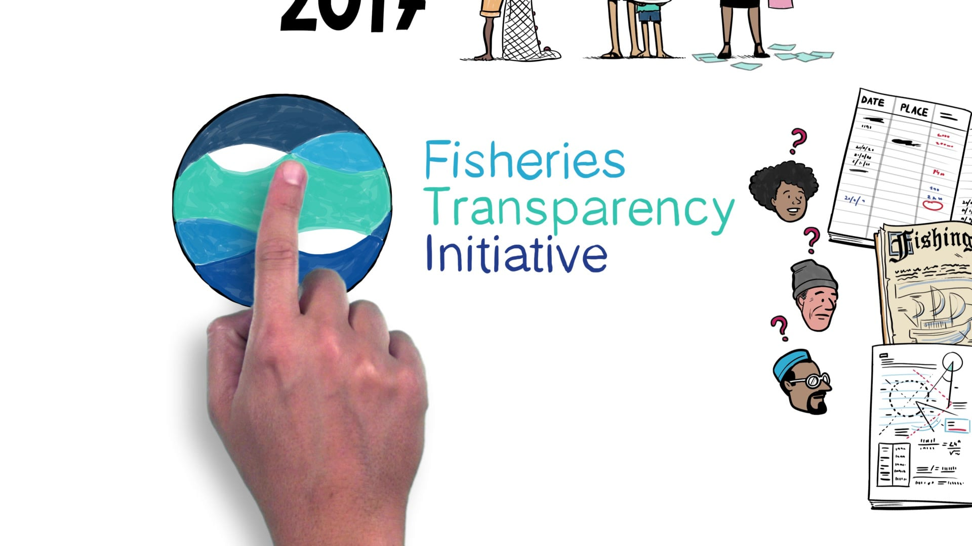 FiTI | Why we NEED transparency in fisheries: Part 1 | Whiteboard animation