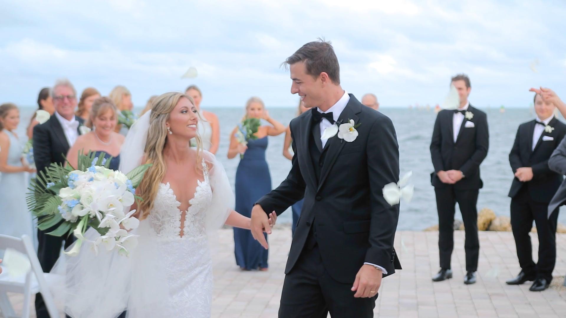 Gabrielle & Brandon | Key Largo, Florida