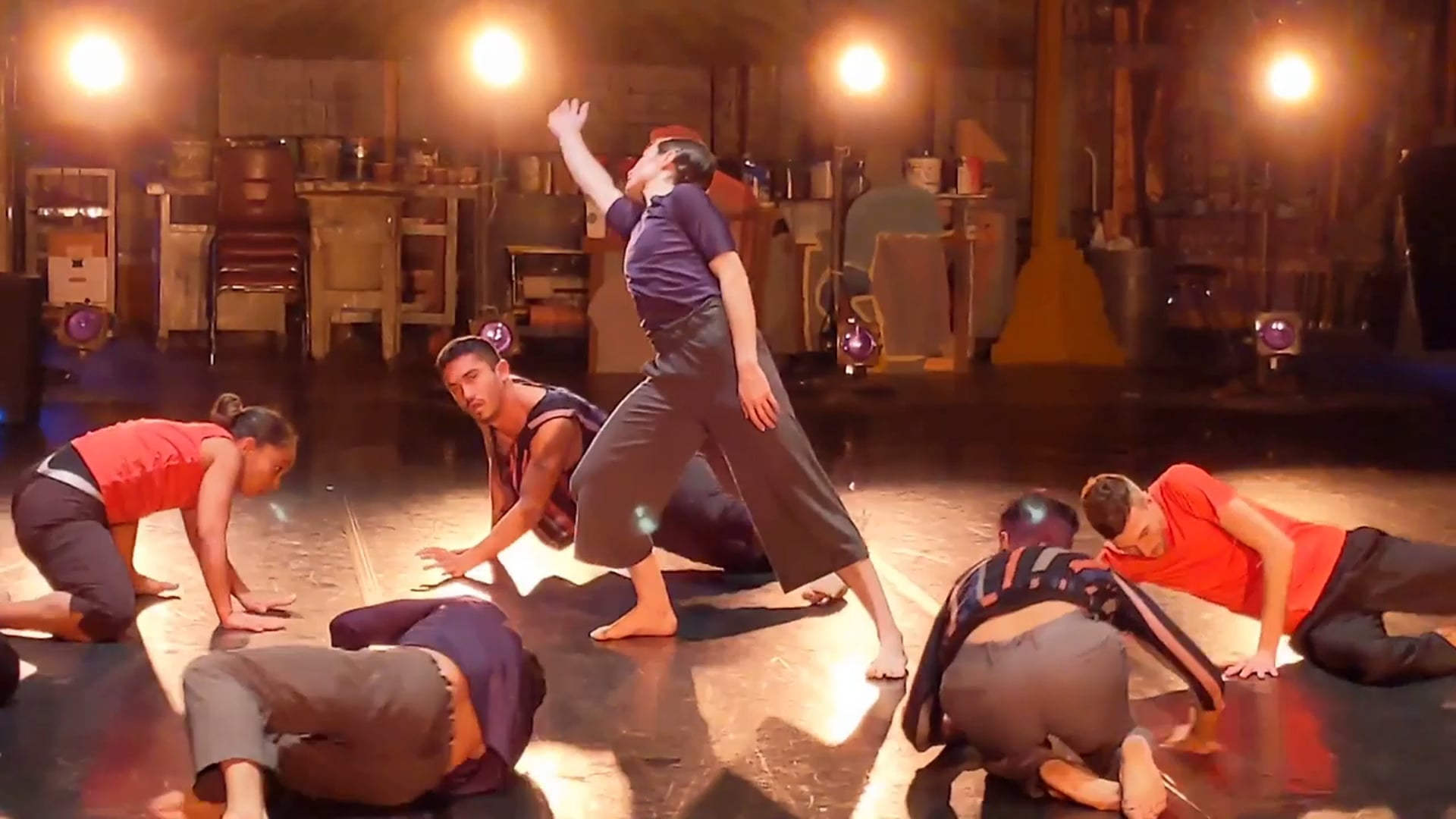 San Diego Dance Theater: January 2021 First Friday