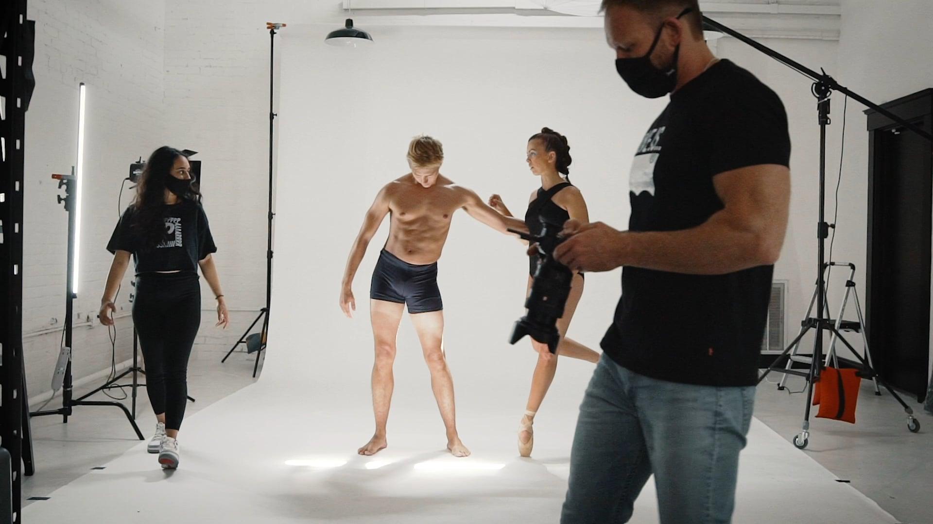 The Avenue Concept x Festival Ballet - Ian Barnard Profile