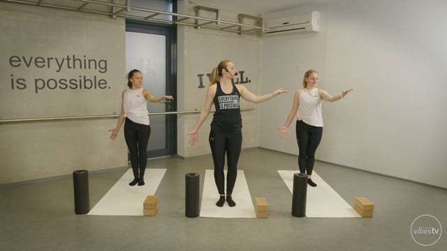 Pilates #24 Stability