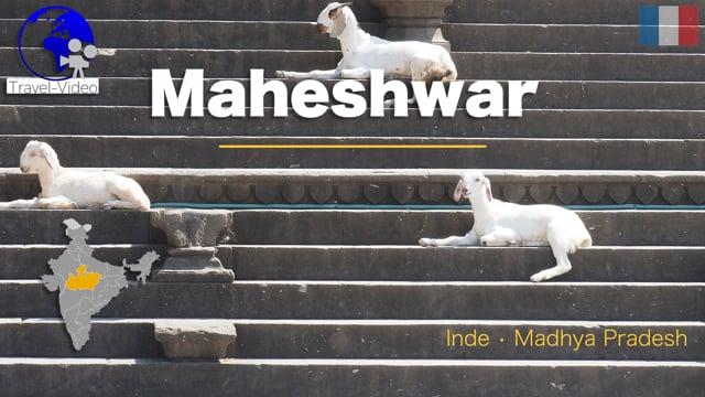 Maheshwar • Madhya Pradesh, Inde (FR)