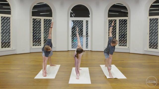 Yoga #32 Vinyasa Flow