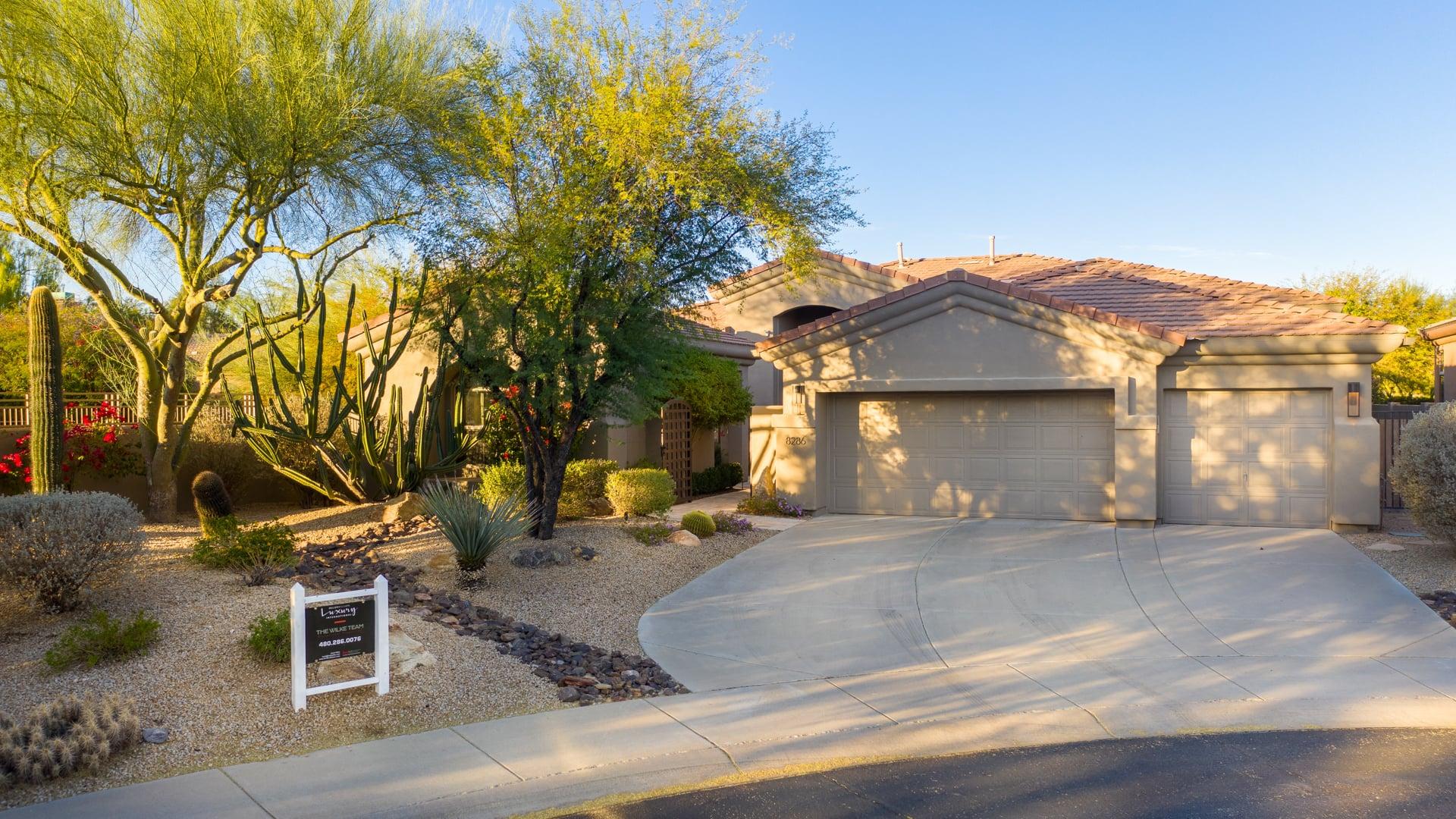 8286 E Buteo Drive Scottsdale, AZ 85255