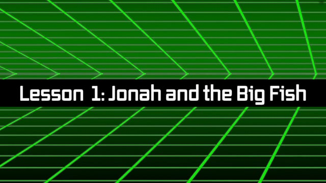 Bible Time Travel: Lesson 1