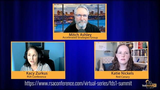 Kacy Zurkus+ Katie Nickels - TechStrong TV