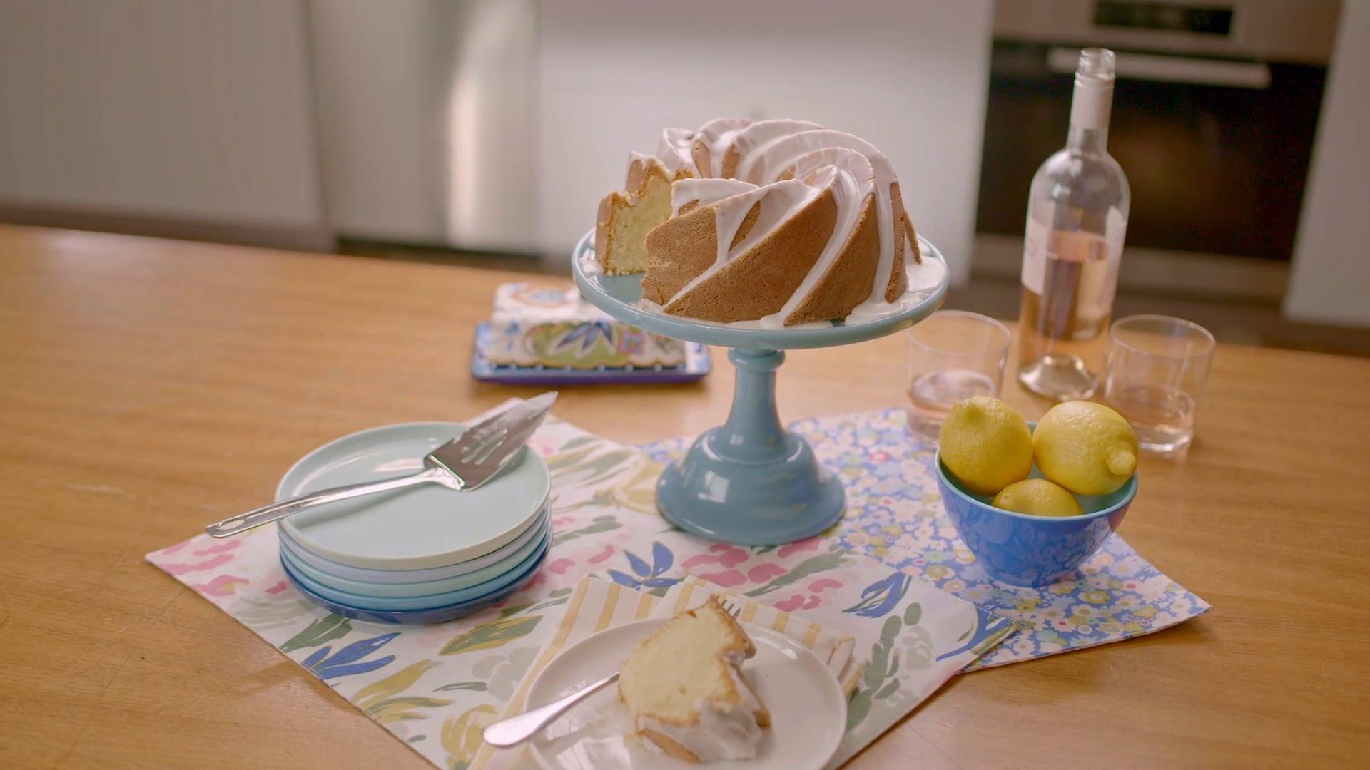 Lemon Pound Cake - EP 104