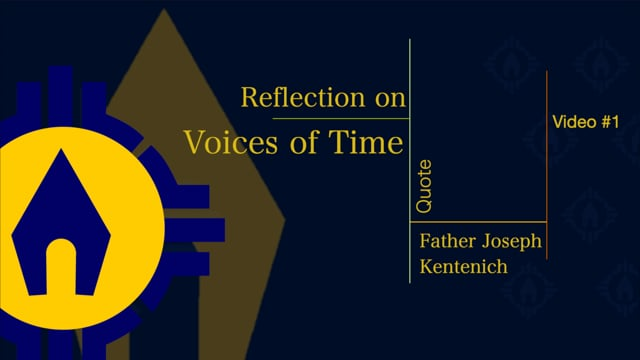 #1 Voices of Time