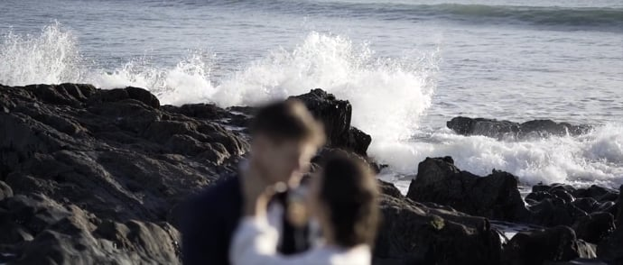 Short film with groomsan speech
