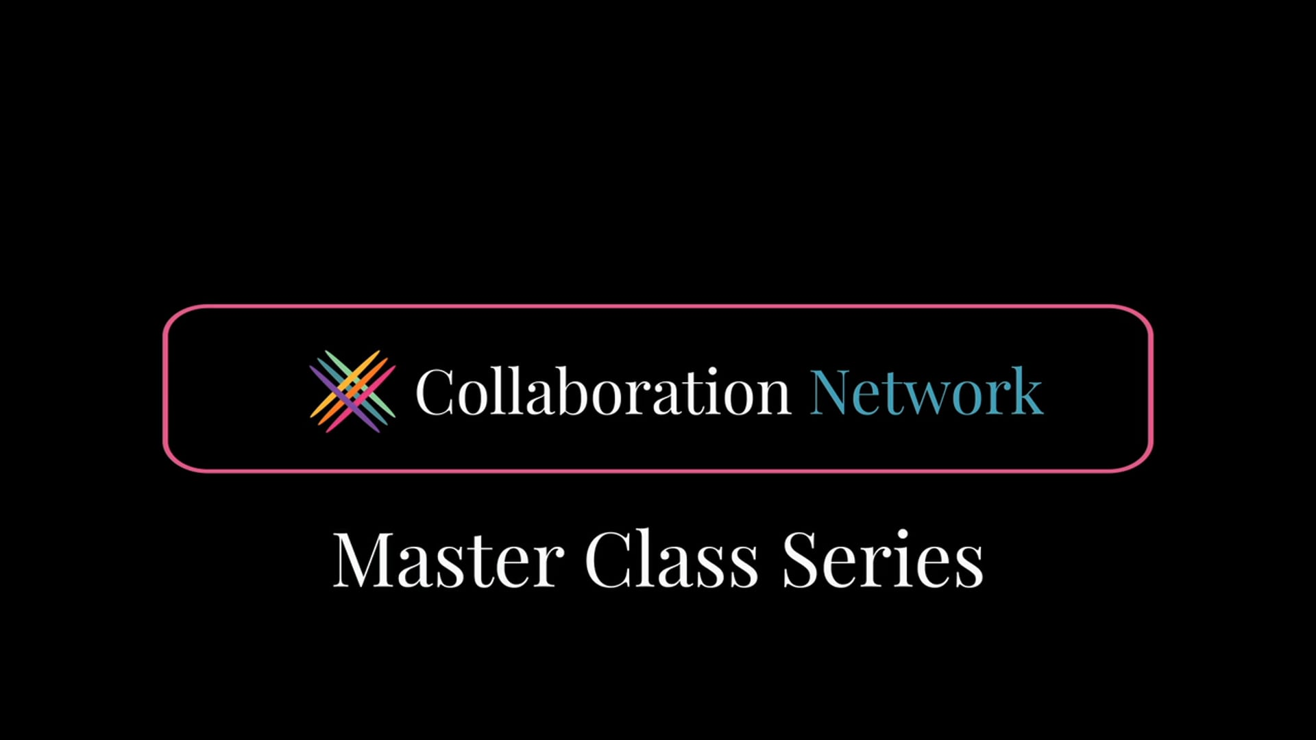 Collaboration Master Class: Episode 1 - 'Transforming the way vulnerable consumers can be identified across essential services' with Dr. Elizabeth Blakelock
