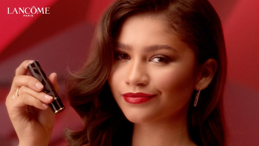 Lancome - Absolu Ruby with Zendaya