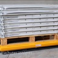 Table élévatrice électrique en U 220 volts - Manulevage