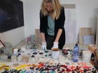 Inside the studio of Maaike Schoorel, 2021