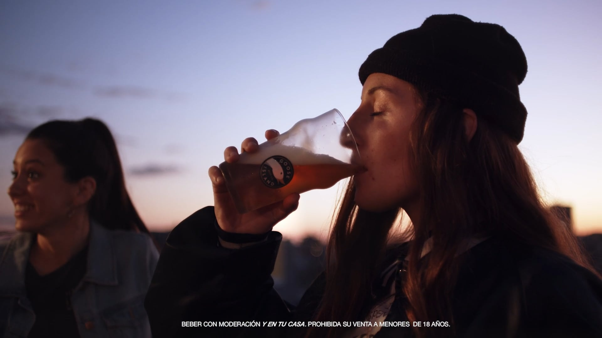 Goose Island - Rooftop Promo