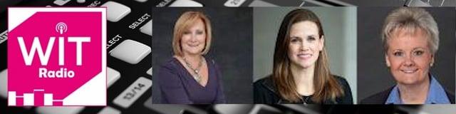 WIT Radio- Patti Dismukes, Tracy Ariail, Tracy Garner