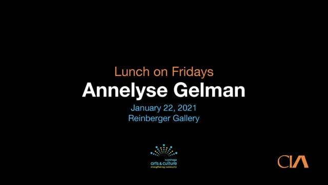 LOF: Annelyse Gelman 1.22.21