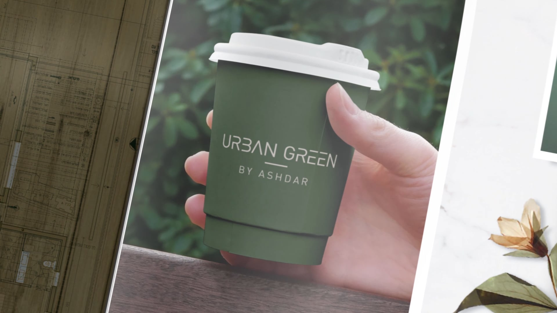 ASHDAR URBAN-GREEN_TEASER